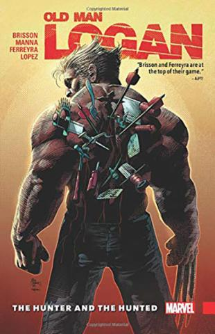 Wolverine: Old Man Logan Vol 9: The Hunter and the Hunted