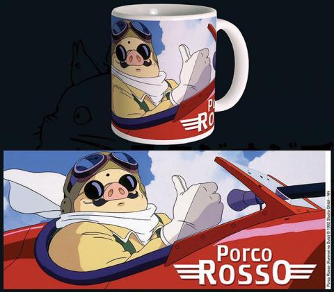 Porco Rosso Mug