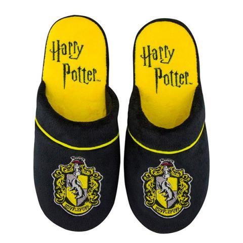 Harry Potter Slippers Hufflepuff