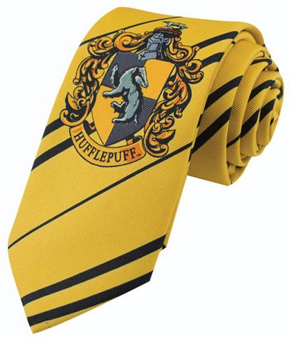 Harry Potter Kids Tie Hufflepuff