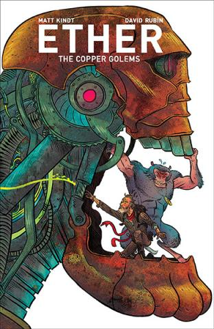 Ether Vol 2: The Copper Golems