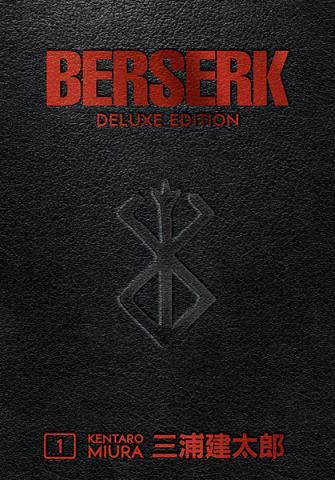Berserk Deluxe Edition Vol 1