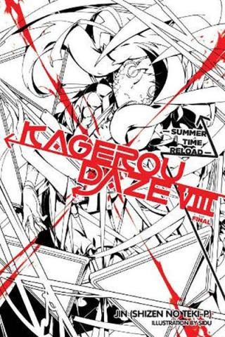 Kagerou Daze Light Novel 8