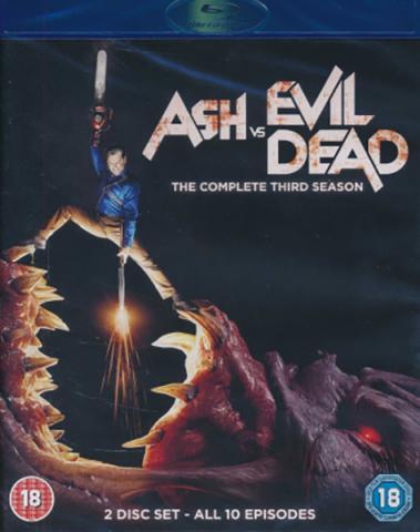 Ash Vs Evil Dead, Season 3
