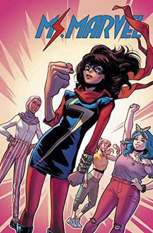 Ms Marvel Vol 10: Time and Again