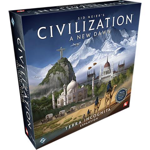 Sid Meier's Civilization: A New Dawn - Terra Incognita Expansions