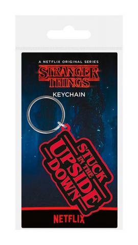 Rubber Keychain Stuck In The Upside Down 6 cm