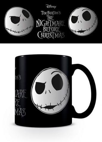 Jack Face Foil Mug