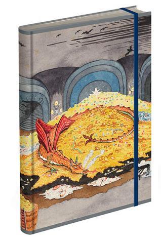 Tolkien Smaug Journal