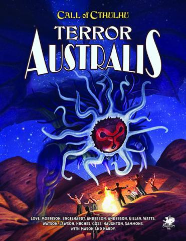 Terror Australis - Call of Cthulhu in the Land Down Under