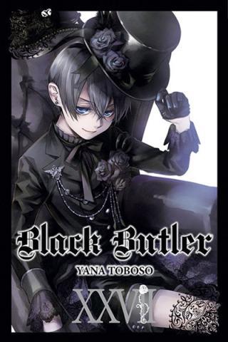 Black Butler Vol 27