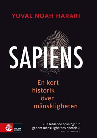 Sapiens - en kort historik över mänskligheten