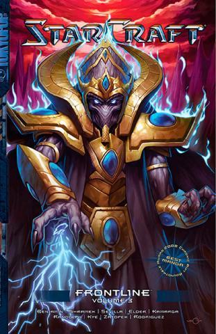 StarCraft Frontline Vol 3