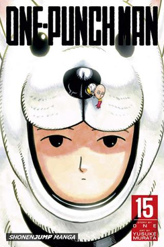 One-Punch Man Vol 15