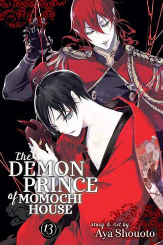 The Demon Prince of Momochi House Vol 13
