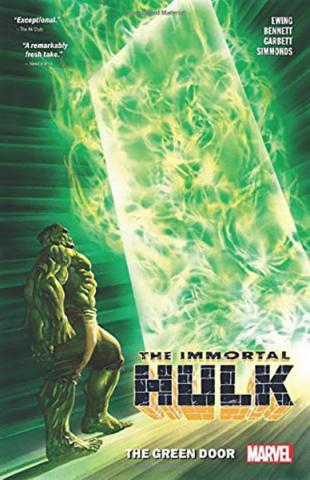 Immortal Hulk Vol 2: The Green Door
