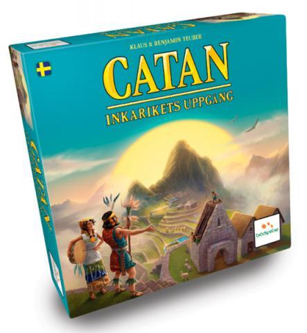 Catan - Inkarikets Uppgång (Skandinavisk utgåva)