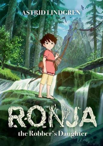 Ronja the Robber's Daughter Illustrated Edition
