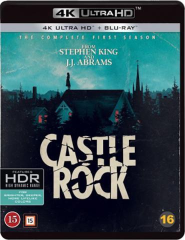 Castle Rock, Säsong 1 (4K Ultra HD+Blu-ray)