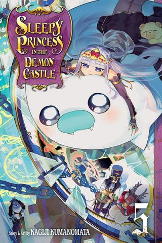 Sleepy Princess in the Demon Castle Vol 5