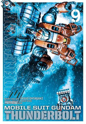 Mobile Suit Gundam Thunderbolt Vol 9