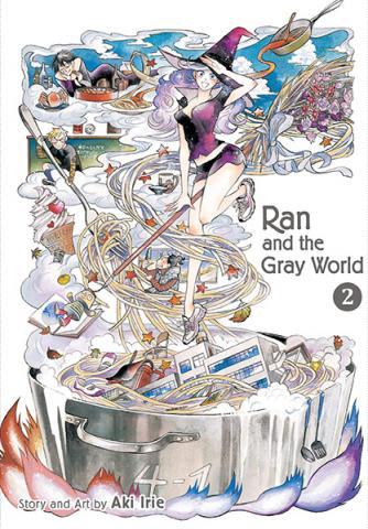 Ran and the Gray World Vol 2