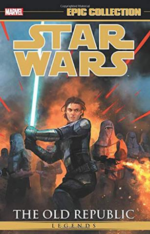 Star Wars Legends Epic Collection: The Old Republic Vol 3