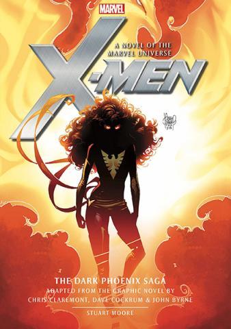 X-Men: The Dark Phoenix Saga (Marvel Novels)