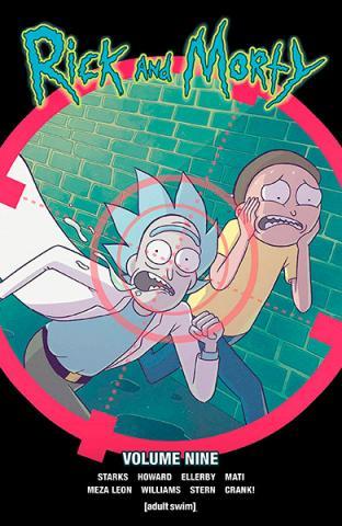 Rick and Morty Vol 9