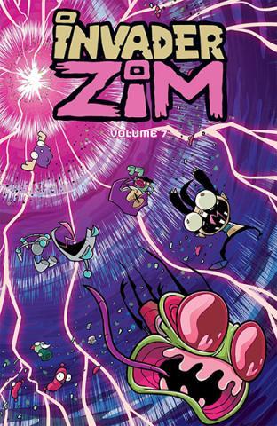 Invader Zim Vol 7