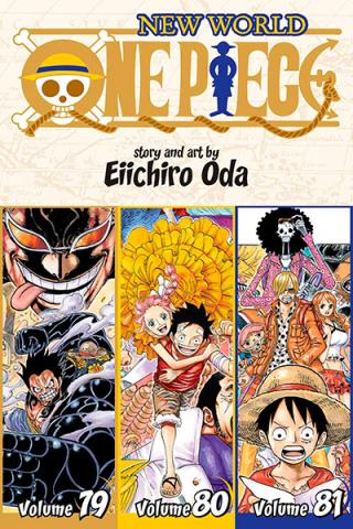 One Piece: New World 79-80-81