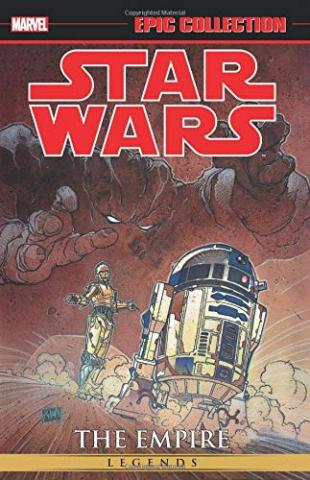 Star Wars Legends Epic Collection: The Empire Vol 5