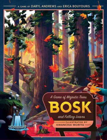 Bosk - A Game of Planting Trees and Falling Leaves