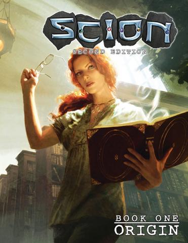 Scion RPG: Origin
