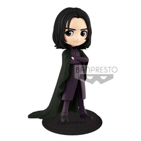 Harry Potter Severus Snape Q Posket Mini Figure