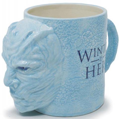 3D Shaped Mug Night King