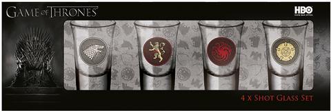 Shot Glass Set Sigils