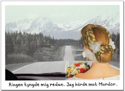 Magnet Jan Stenmark Mordor