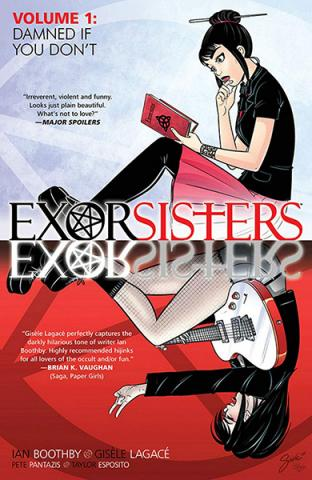 Exorsisters Vol 1: Damned If You Don't
