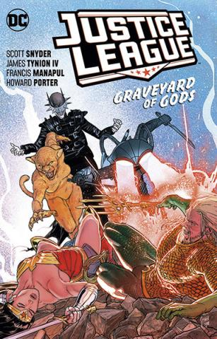 Justice League Vol 2: Graveyard of Gods