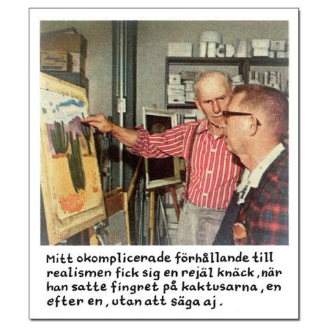 Magnet Jan Stenmark Realismen