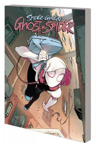 Spider-Gwen: Ghost Spider Vol 1: Spider-geddon