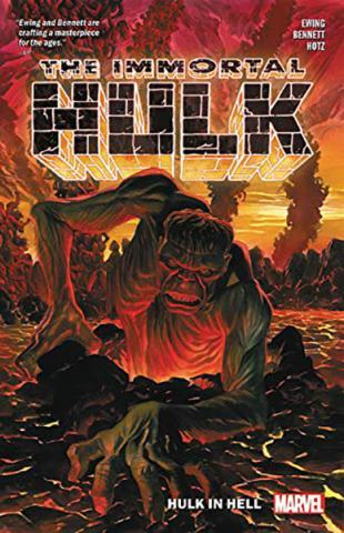 Immortal Hulk Vol 3: Hulk in Hell
