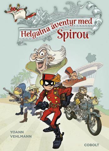Helgalna äventyr med Spirou