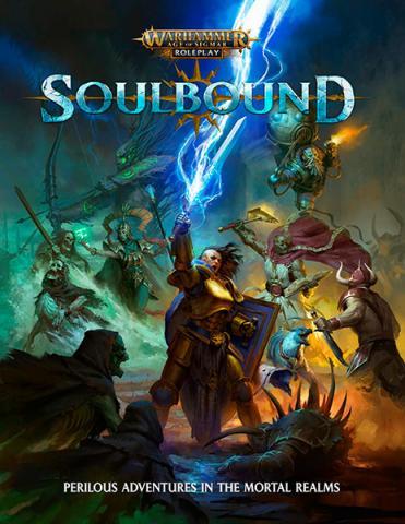 Warhammer Age of Sigmar: Soulbound RPG Rulebook