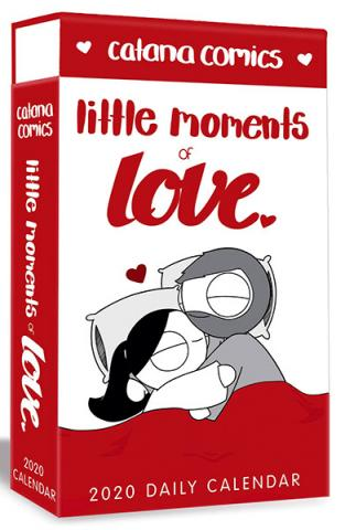 Little Moments of Love 2020 Daily Calendar