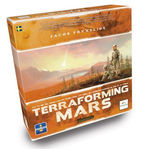 Terraforming Mars (Skandinavisk utgåva)