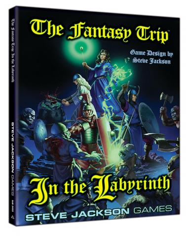 The Fantasy Trip: In the Labyrinth