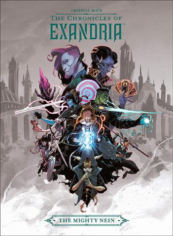 The Chronicles of Exandria: The Mighty Nein