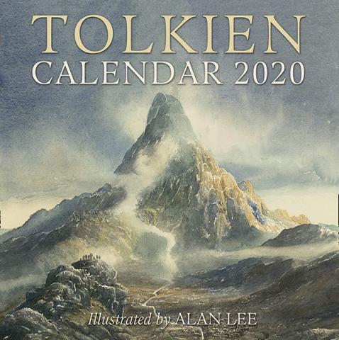 The Tolkien Official Calendar 2020